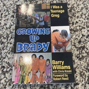Growing Up Brady book
